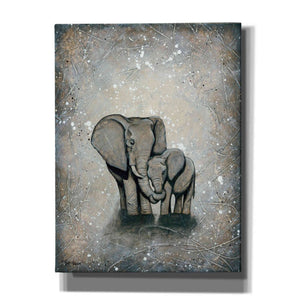 'My Love for You' by Britt Hallowell, Giclee Canvas Wall Art