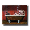'Hog Heaven' by Lucia Heffernan, Canvas Wall Art,Size B Landscape