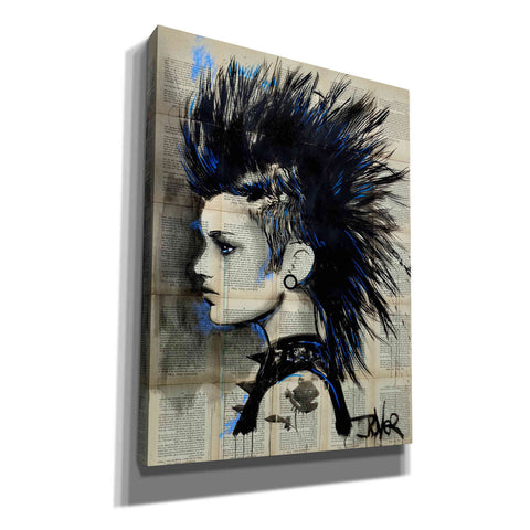 Image of 'Fairytale' by Loui Jover, Giclee Canvas Wall Art