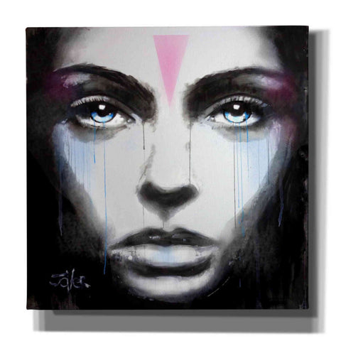 Image of 'Modern Primitive' by Loui Jover, Giclee Canvas Wall Art