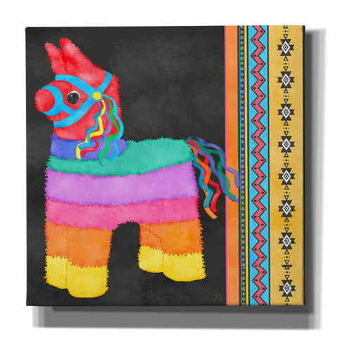 'Piñata Party I' by Jade Reynolds Giclee Canvas Wall Art
