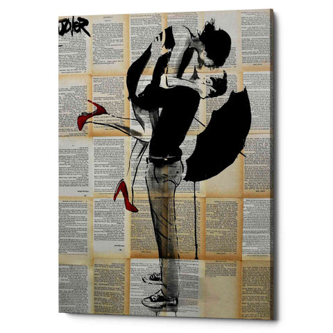Image of 'Always Again' by Loui Jover, Canvas Wall Art