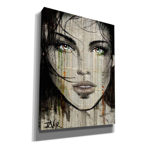 Image of 'Another Kind' by Loui Jover, Canvas Wall Art