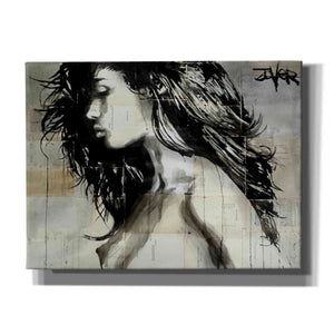 'Colombia' by Loui Jover, Canvas Wall Art
