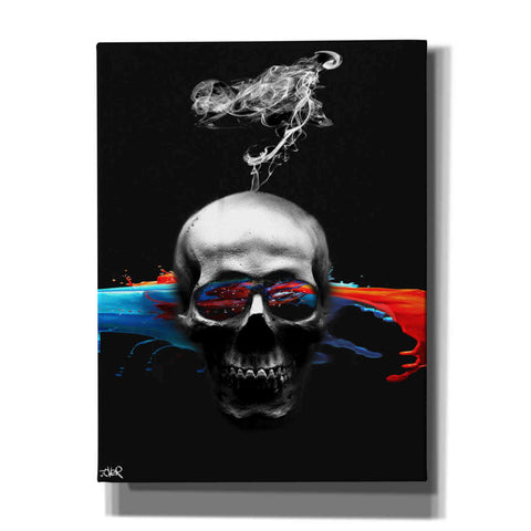 Image of 'Death Logic' by Loui Jover, Giclee Canvas Wall Art