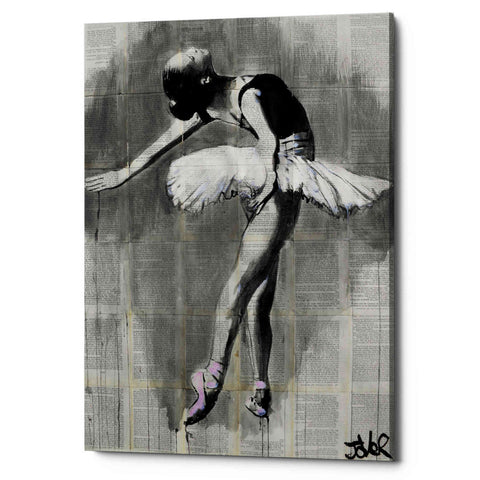 Image of 'Her Finest Hour' by Loui Jover, Canvas Wall Art