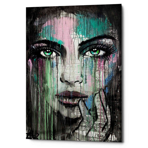 Image of 'New Muse' by Loui Jover, Canvas Wall Art