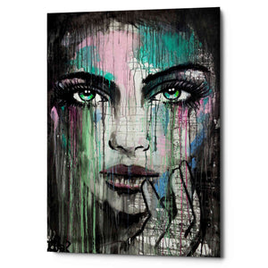 'New Muse' by Loui Jover, Canvas Wall Art
