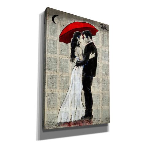Image of 'Some Rainy Night' by Loui Jover, Canvas Wall Art