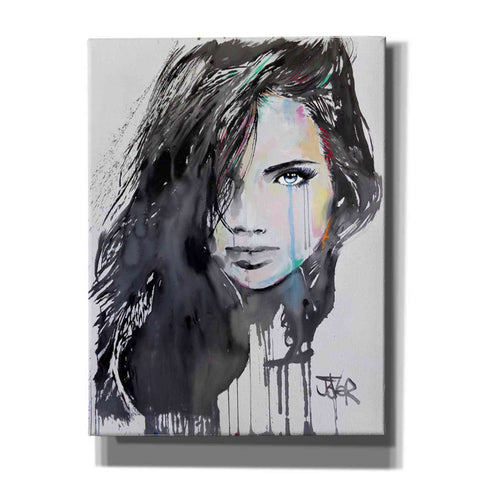 Image of 'Talisman' by Loui Jover, Canvas Wall Art