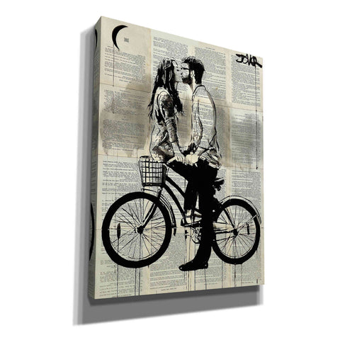 Image of 'Together' by Loui Jover, Canvas Wall Art