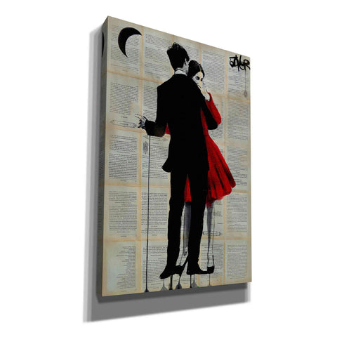 'True Romance' by Loui Jover, Giclee Canvas Wall Art