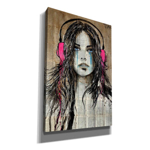 'Wiredforsound' by Loui Jover, Giclee Canvas Wall Art