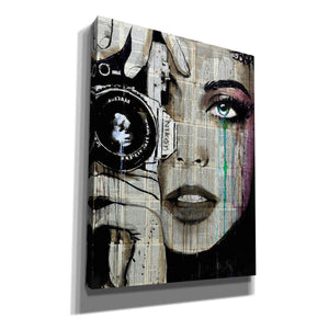 'Zoom' by Loui Jover, Canvas Wall Art
