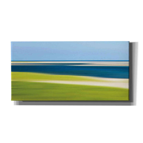 'Cape Cod Low Tide' by Katherine Gendreau, Giclee Canvas Wall Art