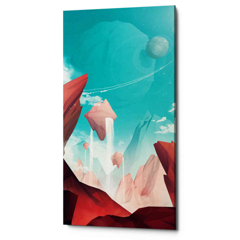Image of 'Hidden Planet' by Jonathan Lam, Giclee Canvas Wall Art