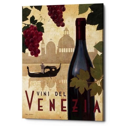 Image of 'Wine Festival II' by Marco Fabiano, Giclee Canvas Wall Art