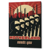 'Motherland Needs You' Giclee Canvas Wall Art