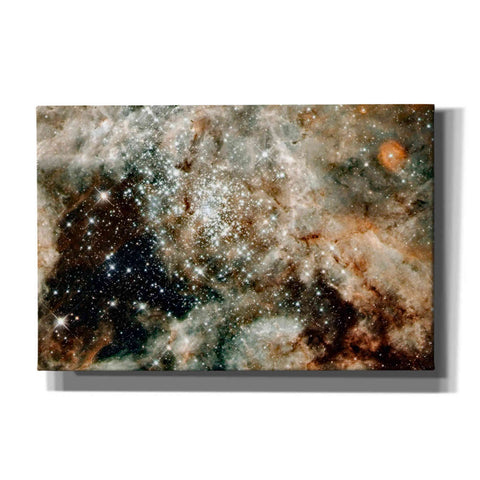 """30 Doradus"" Hubble Space Telescope Giclee Canvas Wall Art"