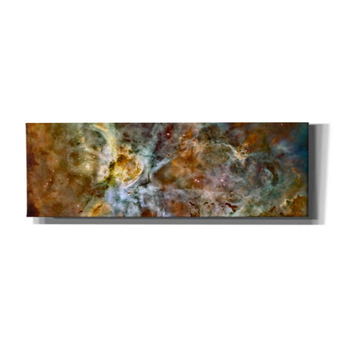 """Carina Nebula"" Hubble Space Telescope Giclee Canvas Wall Art"