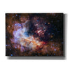 """Celestial Fireworks"" Hubble Space Telescope Giclee Canvas Wall Art"