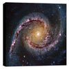 """Grand Swirls"" Hubble Space Telescope Giclee Canvas Wall Art"