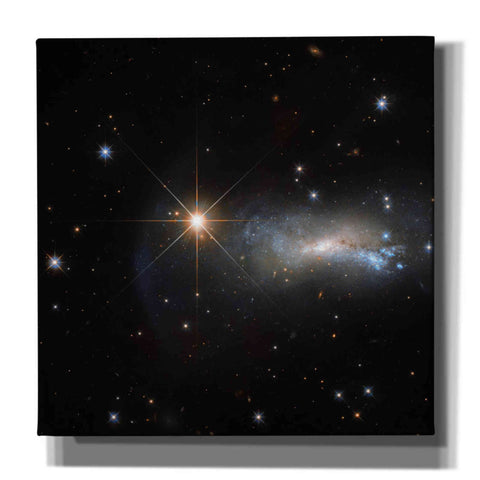 'Outshine' Hubble Space Telescope Giclee Canvas Wall Art
