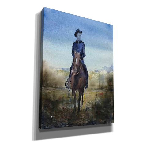 'In The Calm' by Oscar Alvarez Pardo, Canvas Wall Art
