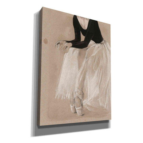 'Ballet Study I' by Jennifer Paxton Giclee Canvas Wall Art