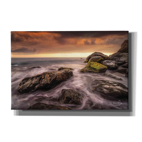 'Simplicity' by Martin Podt, Canvas Wall Art,Size A Landscape