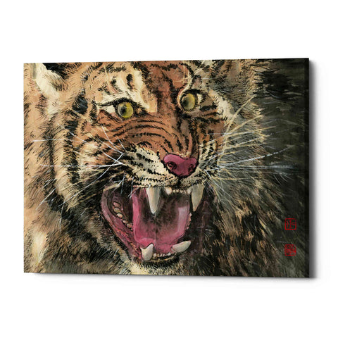 'Rage' by River Han, Giclee Canvas Wall Art