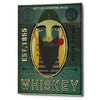 'Fisherman VII Old Salt Whiskey' by Ryan Fowler, Giclee Canvas Wall Art