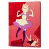 'Alice Falling' by Sai Tamiya, Giclee Canvas Wall Art