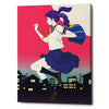 'Machikado Twilight' by Sai Tamiya, Giclee Canvas Wall Art