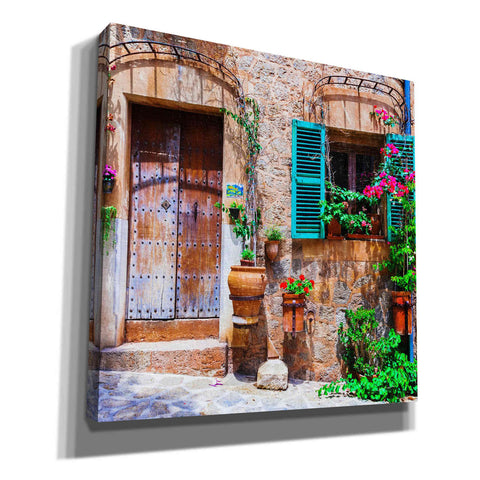 'Vecino II' Giclee Canvas Wall Art