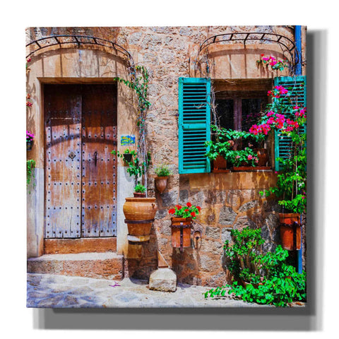 Image of 'Vecino II' Giclee Canvas Wall Art