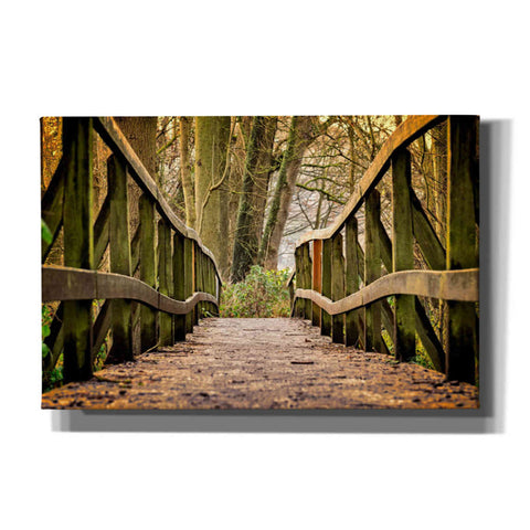'Away' Giclee Canvas Wall Art