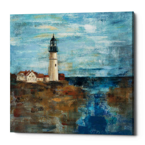 """Lighthouse Dream"" by Silvia Vassileva, Giclee Canvas Wall Art"
