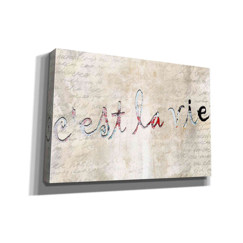 Image of 'C'est La Vie' by Karen Smith, Giclee Canvas Wall Art