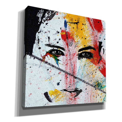 'Face Paint' by Karen Smith, Giclee Canvas Wall Art
