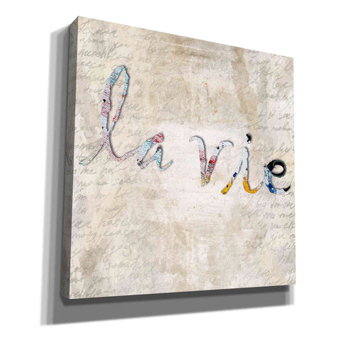 Image of 'La Vie' by Karen Smith, Giclee Canvas Wall Art