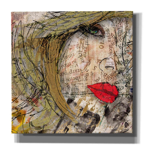 'Ladylips' by Karen Smith, Giclee Canvas Wall Art
