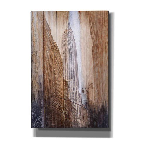 'Rustic ESB' by Karen Smith, Giclee Canvas Wall Art