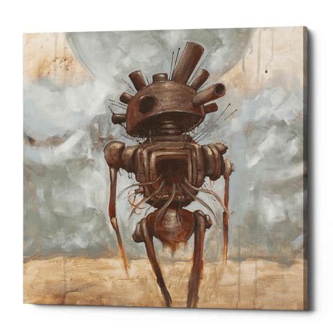 """Brought The War Home"" by Craig Snodgrass, Giclee Canvas Wall Art"