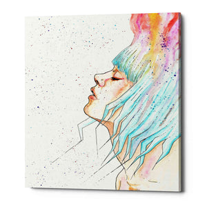 'Space Queen Rebirth' by Craig Snodgrass, Canvas Wall Art