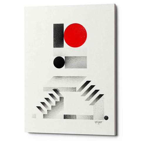 Image of 'Open Space 3' by Antony Squizzato, Giclee Canvas Wall Art