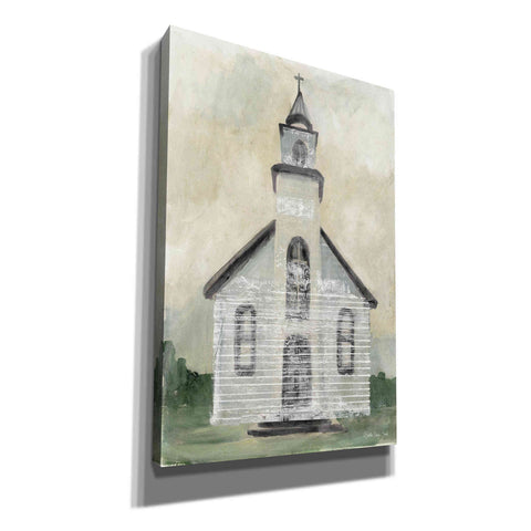 'Church 4' by Stellar Design Studio, Giclee Canvas Wall Art