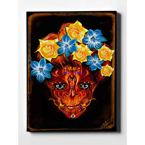 """Day of the Dead"" by Michael Stewart, Giclee Canvas Wall Art"