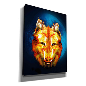 'Lone Wolf' by Michael StewArt, Giclee Canvas Wall Art