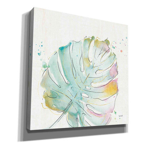 Image of 'Palm Passion IV' by Anne Tavoletti, Canvas Wall Art